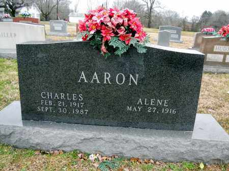 AARON, CHARLES GRIFFIN - Russell County, Kentucky | CHARLES GRIFFIN AARON - Kentucky Gravestone Photos