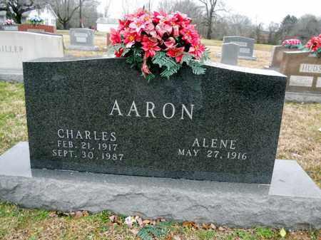 SHARP AARON, ALENE - Russell County, Kentucky   ALENE SHARP AARON - Kentucky Gravestone Photos