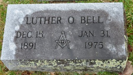 BELL, LUTHER O. - Shelby County, Kentucky   LUTHER O. BELL - Kentucky Gravestone Photos