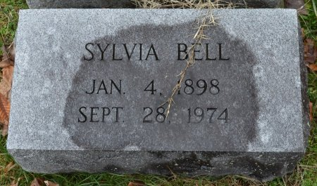 BELL, SYLVIA - Shelby County, Kentucky | SYLVIA BELL - Kentucky Gravestone Photos