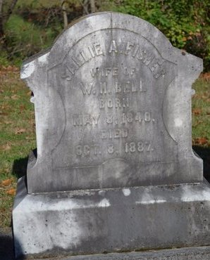 BELL, SALLIE A. - Shelby County, Kentucky | SALLIE A. BELL - Kentucky Gravestone Photos