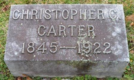 CARTER, CHRISTOPHER C. - Shelby County, Kentucky   CHRISTOPHER C. CARTER - Kentucky Gravestone Photos