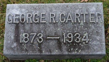 CARTER, GEORGE R. - Shelby County, Kentucky   GEORGE R. CARTER - Kentucky Gravestone Photos