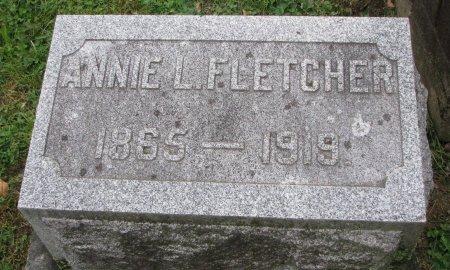 FLETCHER, ANNIE L. - Shelby County, Kentucky | ANNIE L. FLETCHER - Kentucky Gravestone Photos