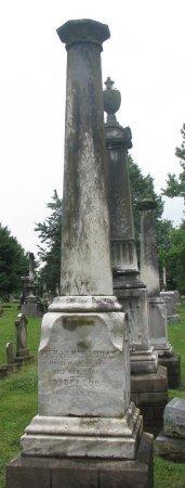 LOGAN, BENJAMIN - Shelby County, Kentucky   BENJAMIN LOGAN - Kentucky Gravestone Photos