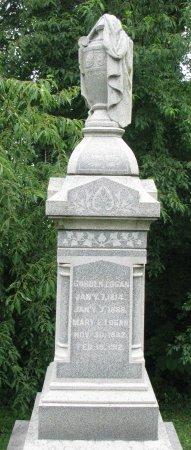 LOGAN, MARY ELIZABETH - Shelby County, Kentucky | MARY ELIZABETH LOGAN - Kentucky Gravestone Photos