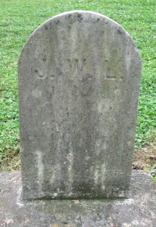 LOGAN, J. WILLIE (FOOT STONE) - Shelby County, Kentucky | J. WILLIE (FOOT STONE) LOGAN - Kentucky Gravestone Photos