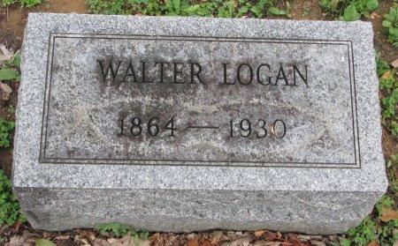 LOGAN, WALTER - Shelby County, Kentucky | WALTER LOGAN - Kentucky Gravestone Photos