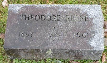 REESE, THEODORE - Shelby County, Kentucky   THEODORE REESE - Kentucky Gravestone Photos