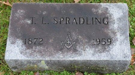 SPRADLING, T.L. - Shelby County, Kentucky   T.L. SPRADLING - Kentucky Gravestone Photos