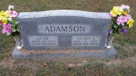 ADAMSON, DUMP - Simpson County, Kentucky | DUMP ADAMSON - Kentucky Gravestone Photos