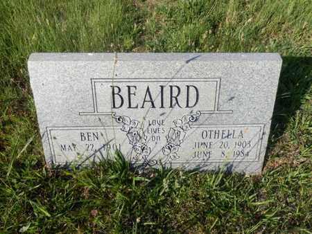 BEAIRD, BEN - Simpson County, Kentucky | BEN BEAIRD - Kentucky Gravestone Photos