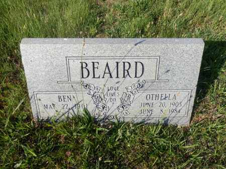 BEAIRD, OTHELLA - Simpson County, Kentucky   OTHELLA BEAIRD - Kentucky Gravestone Photos