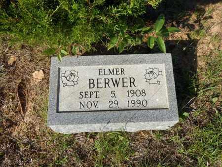 BERWER, ELMER - Simpson County, Kentucky | ELMER BERWER - Kentucky Gravestone Photos