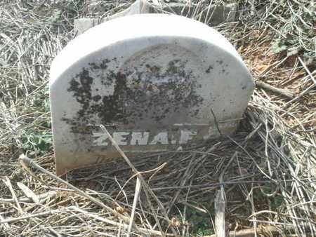 BLEWETT, ZENA F. - Simpson County, Kentucky | ZENA F. BLEWETT - Kentucky Gravestone Photos