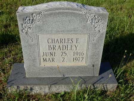 BRADLEY, CHARLES E. - Simpson County, Kentucky | CHARLES E. BRADLEY - Kentucky Gravestone Photos