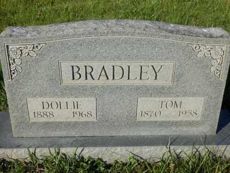 BRADLEY, DOLLIE - Simpson County, Kentucky | DOLLIE BRADLEY - Kentucky Gravestone Photos