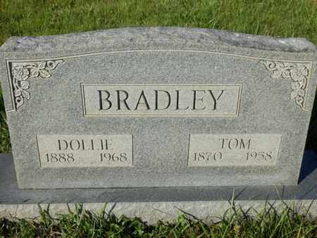BRADLEY, TOM - Simpson County, Kentucky | TOM BRADLEY - Kentucky Gravestone Photos
