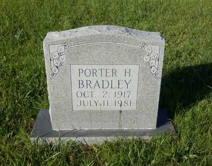 BRADLEY, PORTER H. - Simpson County, Kentucky | PORTER H. BRADLEY - Kentucky Gravestone Photos