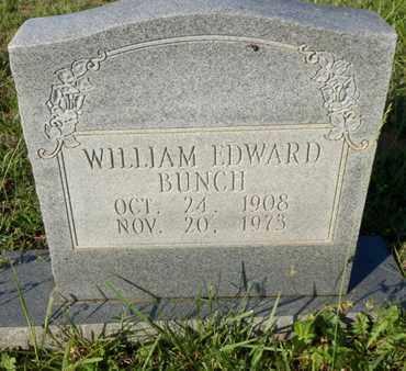 BUNCH, WILLIAM EDWARD - Simpson County, Kentucky | WILLIAM EDWARD BUNCH - Kentucky Gravestone Photos