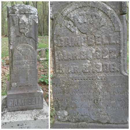 CAMPBELL, PATSY - Simpson County, Kentucky   PATSY CAMPBELL - Kentucky Gravestone Photos