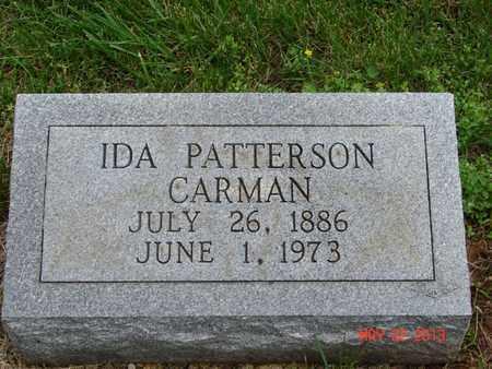 CARMAN, IDA - Simpson County, Kentucky   IDA CARMAN - Kentucky Gravestone Photos