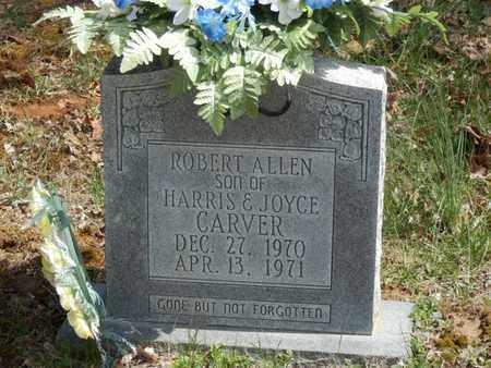 CARVER, ROBERT ALLEN - Simpson County, Kentucky | ROBERT ALLEN CARVER - Kentucky Gravestone Photos