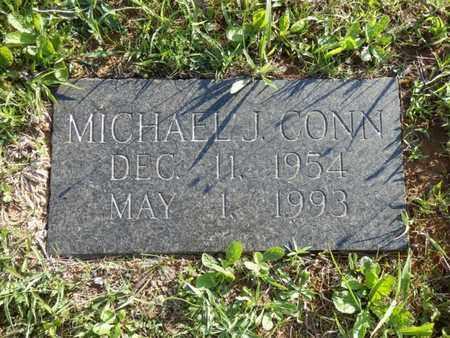 CONN, MICHAEL J. - Simpson County, Kentucky   MICHAEL J. CONN - Kentucky Gravestone Photos
