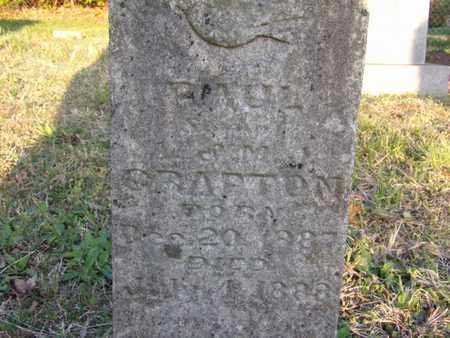 CRAFTON, PAUL - Simpson County, Kentucky | PAUL CRAFTON - Kentucky Gravestone Photos