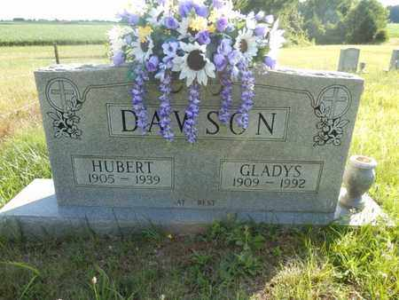 DAWSON, HUBERT - Simpson County, Kentucky   HUBERT DAWSON - Kentucky Gravestone Photos