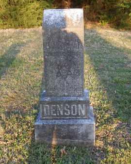 DENSON, BESSIE - Simpson County, Kentucky | BESSIE DENSON - Kentucky Gravestone Photos