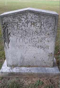 DITTBENNER, FRANK - Simpson County, Kentucky | FRANK DITTBENNER - Kentucky Gravestone Photos