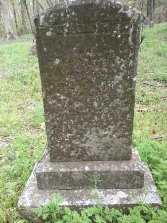 DOSS, AZARIAH T. - Simpson County, Kentucky | AZARIAH T. DOSS - Kentucky Gravestone Photos