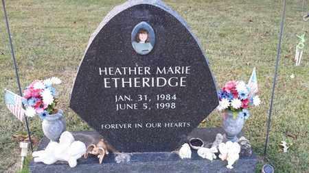ETHERIDGE, HEATHER MARIE - Simpson County, Kentucky | HEATHER MARIE ETHERIDGE - Kentucky Gravestone Photos