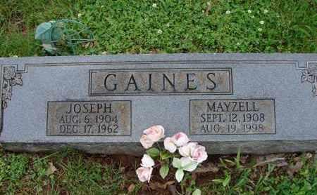 GAINES, JOSEPH - Simpson County, Kentucky | JOSEPH GAINES - Kentucky Gravestone Photos