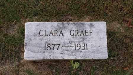 GRAEF, CLARA - Simpson County, Kentucky | CLARA GRAEF - Kentucky Gravestone Photos
