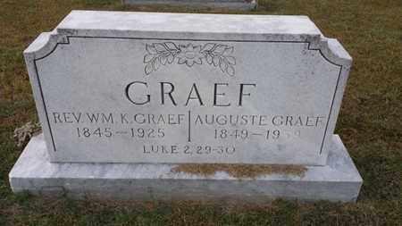GRAEF, AUGUSTE - Simpson County, Kentucky   AUGUSTE GRAEF - Kentucky Gravestone Photos
