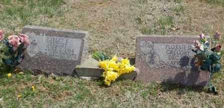 GREGORY, ROBERT E. - Simpson County, Kentucky   ROBERT E. GREGORY - Kentucky Gravestone Photos