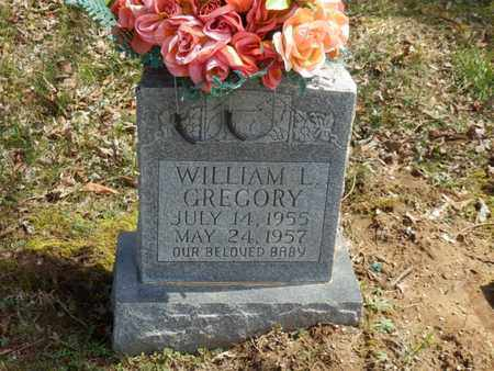 GREGORY, WILLIAM L. - Simpson County, Kentucky | WILLIAM L. GREGORY - Kentucky Gravestone Photos