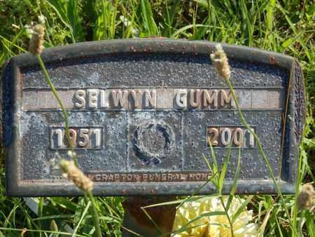 GUMM, SELWYN - Simpson County, Kentucky | SELWYN GUMM - Kentucky Gravestone Photos