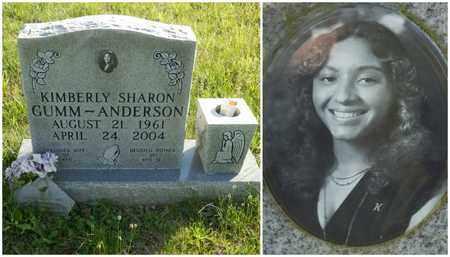GUMM-ANDERSON, KIMBERLY SHARON - Simpson County, Kentucky | KIMBERLY SHARON GUMM-ANDERSON - Kentucky Gravestone Photos