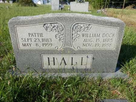 HALL, WILLIAM DOCK - Simpson County, Kentucky | WILLIAM DOCK HALL - Kentucky Gravestone Photos