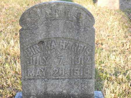 HARRIS, BIRTHA - Simpson County, Kentucky | BIRTHA HARRIS - Kentucky Gravestone Photos