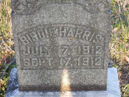 HARRIS, BIRDIE - Simpson County, Kentucky   BIRDIE HARRIS - Kentucky Gravestone Photos