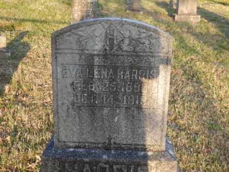 HARRIS, EVA LENA - Simpson County, Kentucky | EVA LENA HARRIS - Kentucky Gravestone Photos