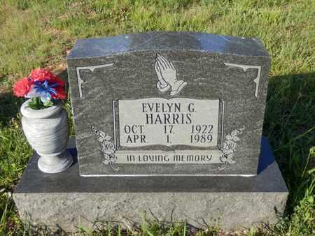 HARRIS, EVELYN G. - Simpson County, Kentucky | EVELYN G. HARRIS - Kentucky Gravestone Photos