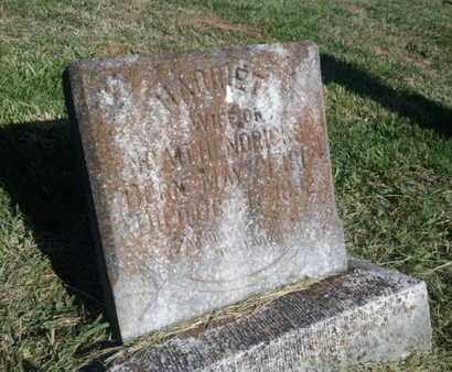 HENDRICKS, HARRIET - Simpson County, Kentucky | HARRIET HENDRICKS - Kentucky Gravestone Photos