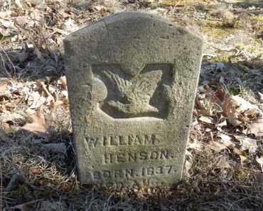 HENSON, WILLIAM - Simpson County, Kentucky | WILLIAM HENSON - Kentucky Gravestone Photos