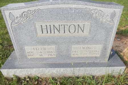 HINTON, LIZZIE - Simpson County, Kentucky | LIZZIE HINTON - Kentucky Gravestone Photos
