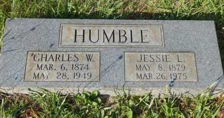 HUMBLE, JESSIE L. - Simpson County, Kentucky | JESSIE L. HUMBLE - Kentucky Gravestone Photos